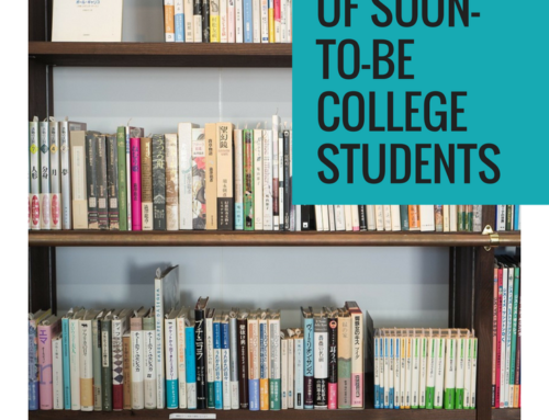 10 Books for Parents of Soon-To-Be College Students