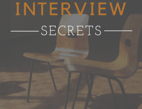 6 College Interview Secrets