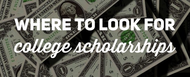 Where to Look for College Scholarships