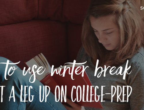 How to Use Winter Break to get a Leg up on College-Prep