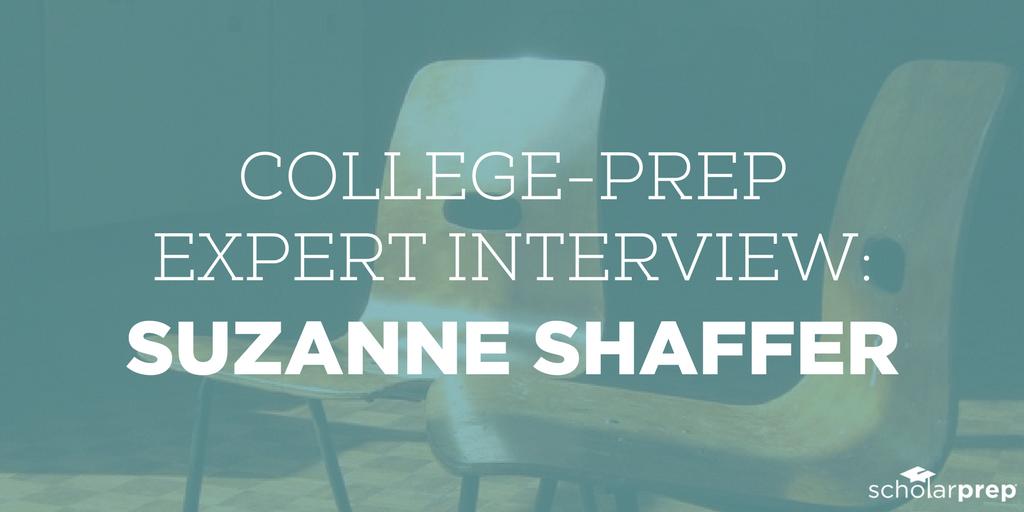 Expert Interview Suzanne