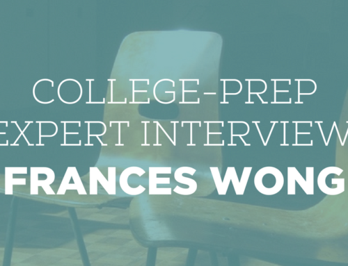 Expert Interview: Frances Wong