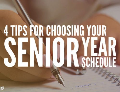 Choosing Senior Year Classes