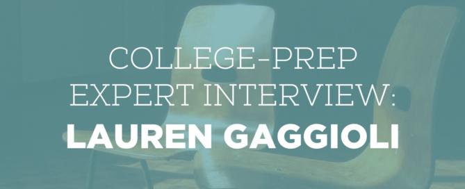 Lauren Gaggioli Interview