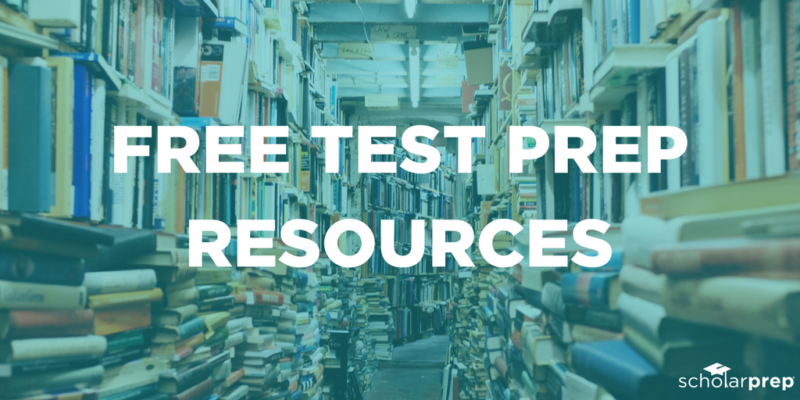 FREE TEST PREP RESOURCES
