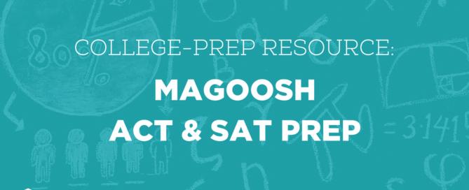 MAGOOSH ACT & SAT PREP
