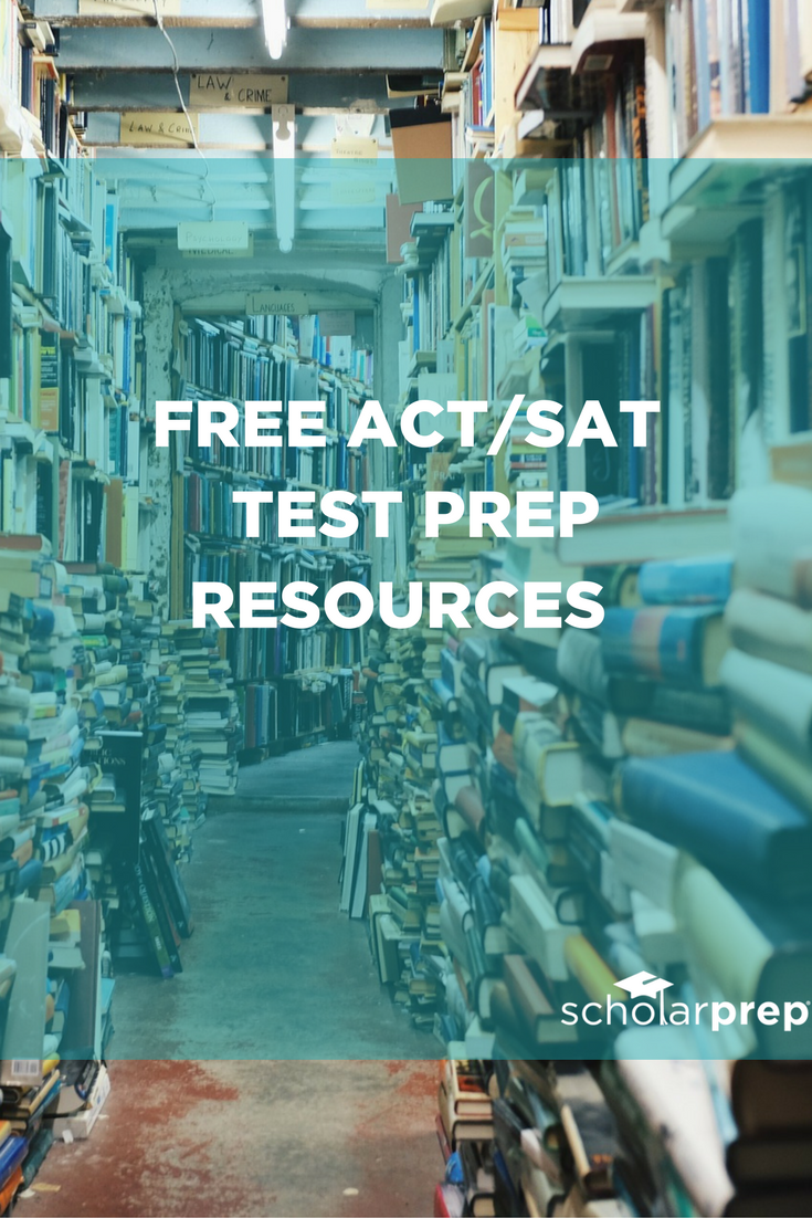 Free ACT/SAT Test Prep Resources