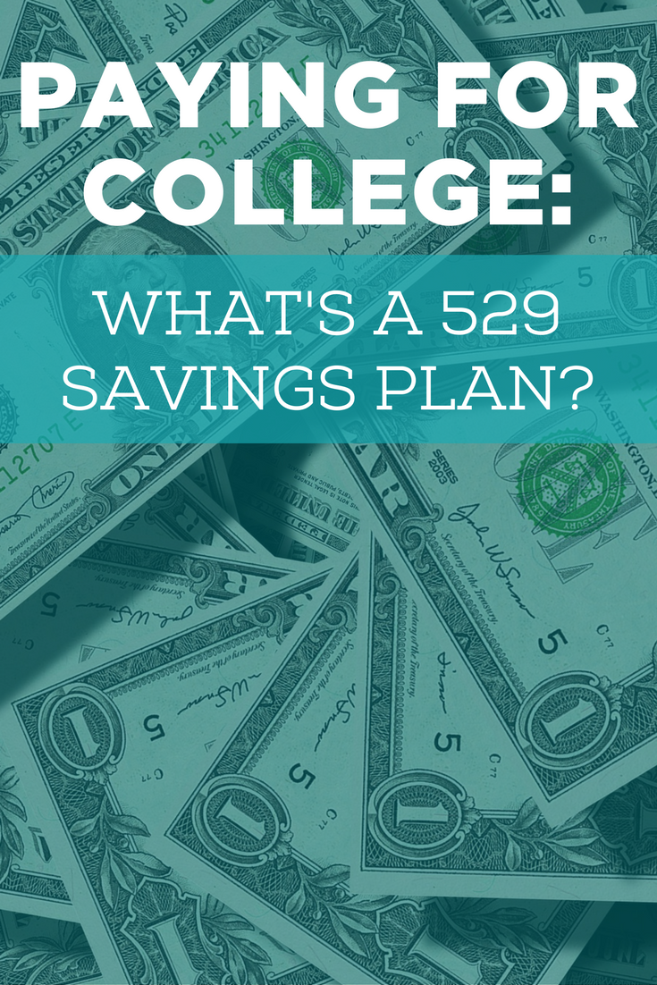 Paying for College 529 Plan