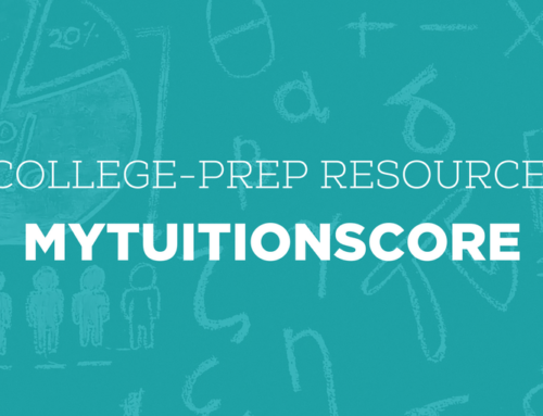 Resource Feature: MyTuitionScore