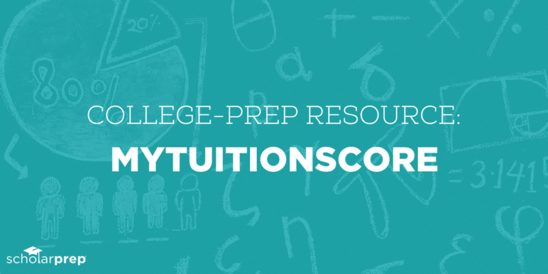 Resource Feature MyTuitionScore