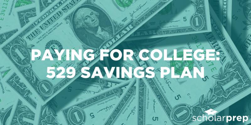 ScholarPrep College Scholarships 529 saving plan