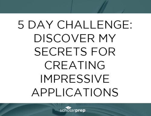 5 Day Challenge: Discover My Secrets for Creating Impressive Applications