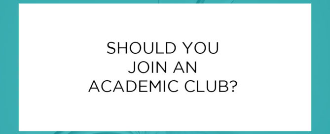 Academic Club Blog Post