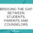 Bridging the Gap Blog Post
