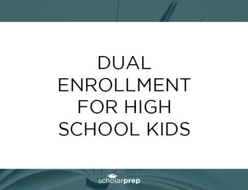 Dual Enrollment for High School Kids