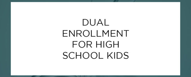Dual Enrollment Blog
