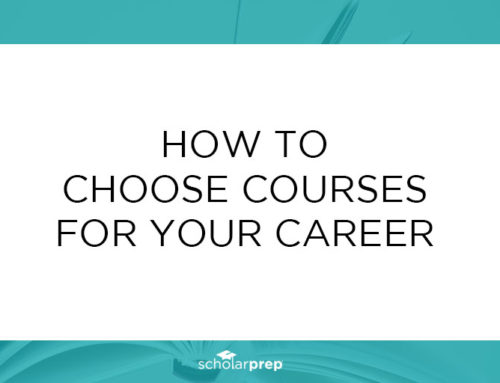 How to choose courses for your future career