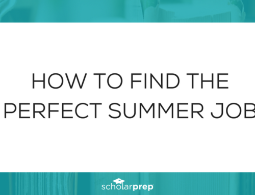 How to find the perfect summer job