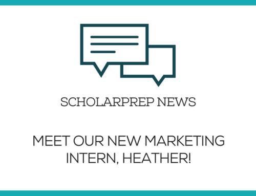 Meet our new marketing intern, Heather!