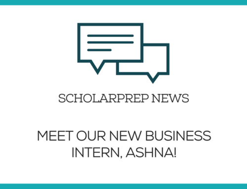 Meet our new business intern, Ashna!