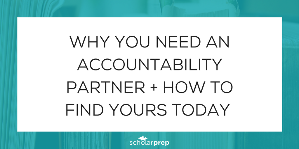 WHY YOU NEED AN ACCOUNTABILITY PARTNER + HOW TO FIND YOURS TODAY