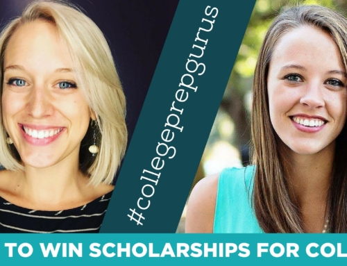 How to Win Scholarships for College with Jocelyn Paonita Pearson of The Scholarship System