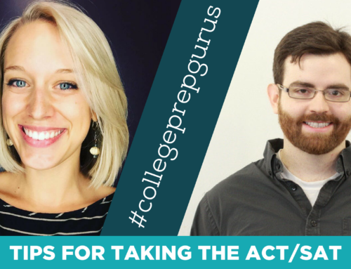 Tips for Taking the ACT/SAT with Kevin Shea of Noodle Pros