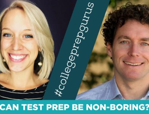 Can Test Prep be Non-Boring? with Tutor Ted