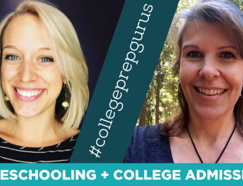 College Admissions for Homeschool Families with Lori Dunlap